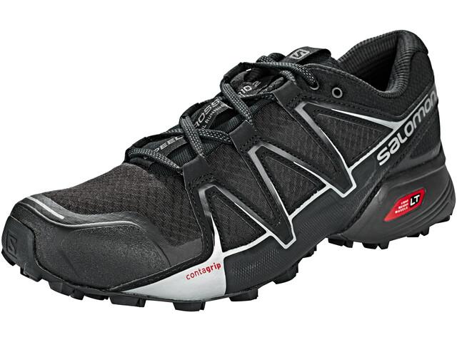 Salomon Speedcross Vario 2 Shoes Men Black/Black/Silver Metallic-X